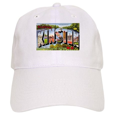 Kinston North Carolina Greetings Cap