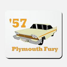 Chrysler Mopar '57 Plymouth F Mousepad