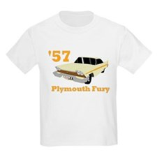 Chrysler Mopar '57 Plymouth F T-Shirt