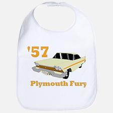 Chrysler Mopar '57 Plymouth F Bib