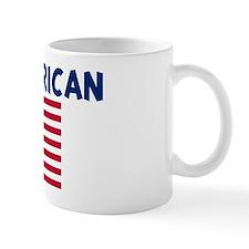 100 PERCENT AMERICAN Mug
