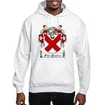 Fitz-Pearce Family Crest Hooded Sweatshirt