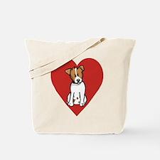 Love Jack Tote Bag