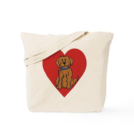 Love Mutt Tote Bag