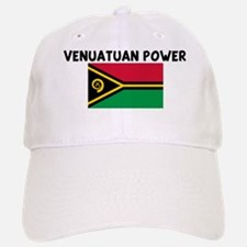 VENUATUAN POWER Baseball Baseball Cap
