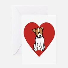 Love Jack Greeting Card