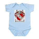 Fitz-William Family Crest Infant Creeper