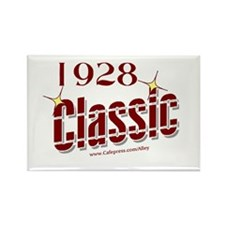 1928 Classic (r) Rectangle Magnet (100 pack)