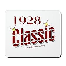 1928 Classic (r) Mousepad