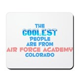 Air force academy Mouse Pads