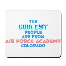Coolest: Air Force Acad, CO Mousepad