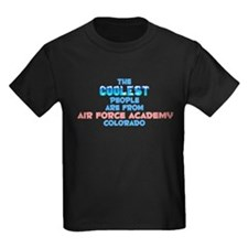 Coolest: Air Force Acad, CO T