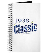 1938 Classic (b) Journal