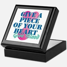 Piece of your heart Keepsake Box
