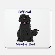 Newfie Dad Mousepad