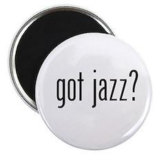 Got Jazz? Magnet