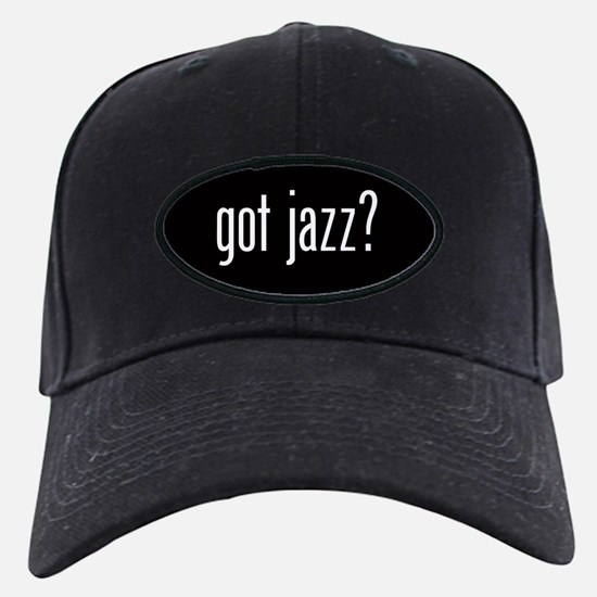 Got Jazz? Baseball Hat