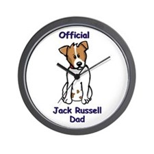 JR Dad Wall Clock