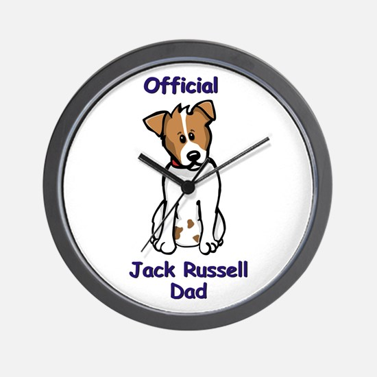 JR Dad Wall Clock
