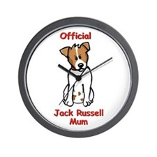 JR Mum - Wall Clock