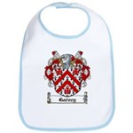 Garvey Family Crest Bib