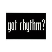 Got Rhythm? Rectangle Magnet