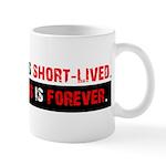 Being famous ... Mug
