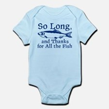 So Long Infant Bodysuit