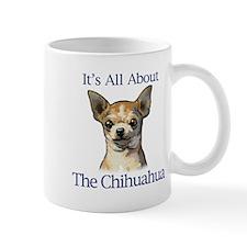Cute Chihuahua art Mug