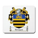 Grogan Family Crest Mousepad