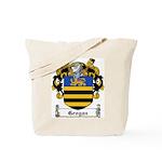 Grogan Family Crest Tote Bag