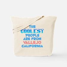 Coolest: Vallejo, CA Tote Bag