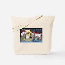 St. Louis Missouri Greetings Tote Bag