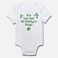 1st st pat Body Suit