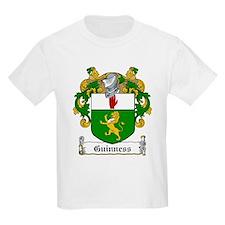 Guinness Family Crest Kids T-Shirt