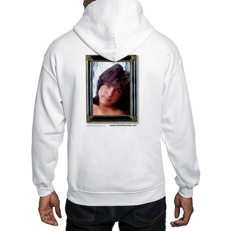 David Cassidy Then Hooded Sweatshirt