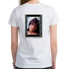 David Cassidy Then Tee