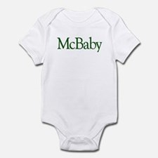 McBaby (Irish Baby) Infant Bodysuit