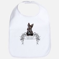 Scottish Terrier Friend Bib
