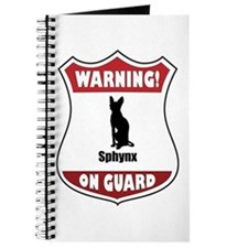 Sphynx On Guard Journal