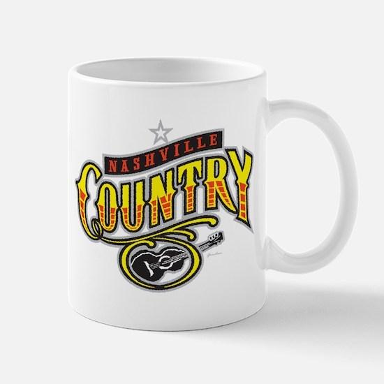 Nashville Country Mug