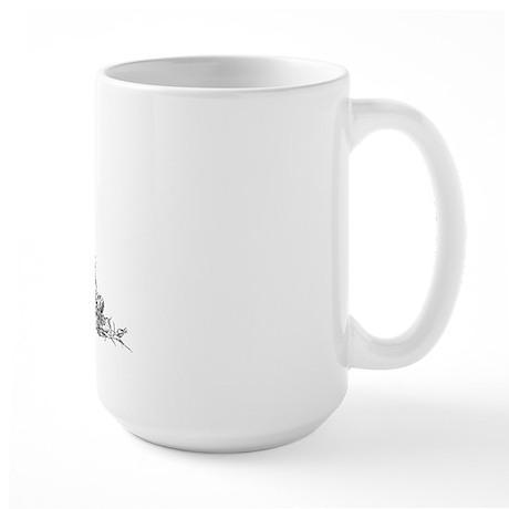 Scottish Terrier Friend Large Mug