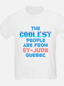 Coolest: St-Jude, QC T-Shirt