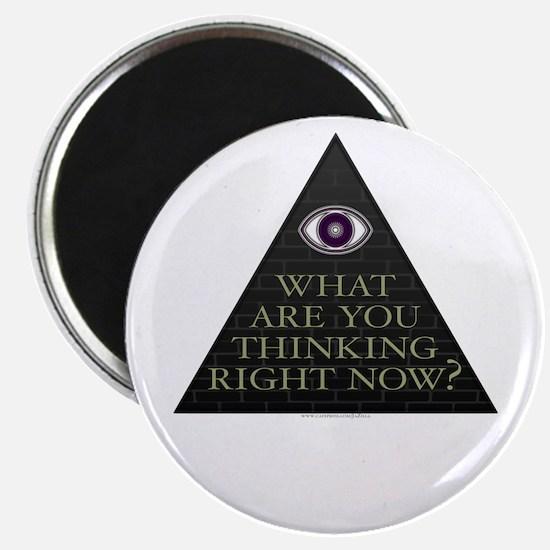 Eye Think Discordian Magnet