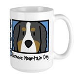Bernese mountain dog Coffee Mugs