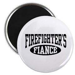 Firefighter's Fiance Magnet