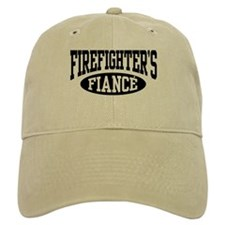 Firefighter's Fiance Baseball Cap