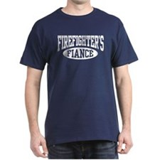 Firefighter's Fiance T-Shirt