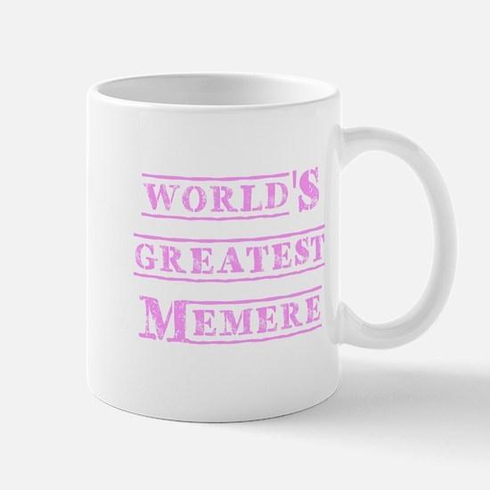 World's Greatest Memere Mugs