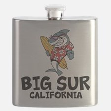 Big Sur, California Flask